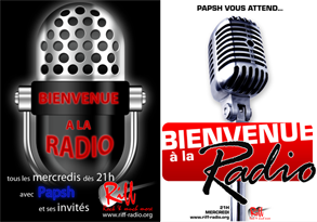Bienvenue à la Radio avec Papsh